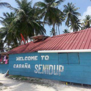 Senidup island San Blas