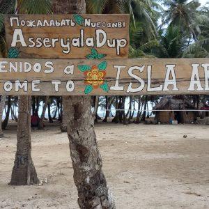 Aroma-Anzuelo San Blas Island