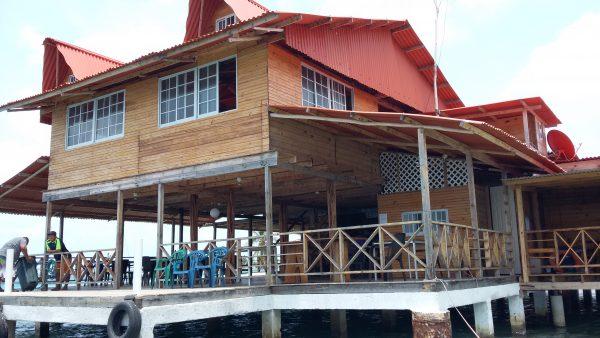 Hotel Wailidup island