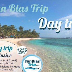 San blas day tour